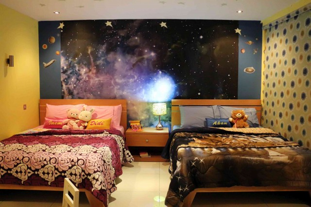 Lekki Children's Bedroom